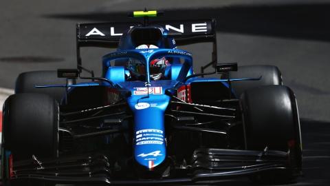 Esteban Ocon prolonge avec Alpine jusqu'en 2024