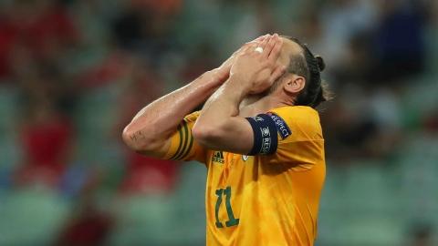 Bale rate un pénalty, mais il peut célébrer