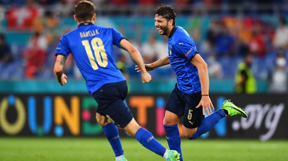 L'Italie, première équipe qualifiée pour les 8es
