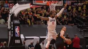 Clippers 119 - Jazz 111