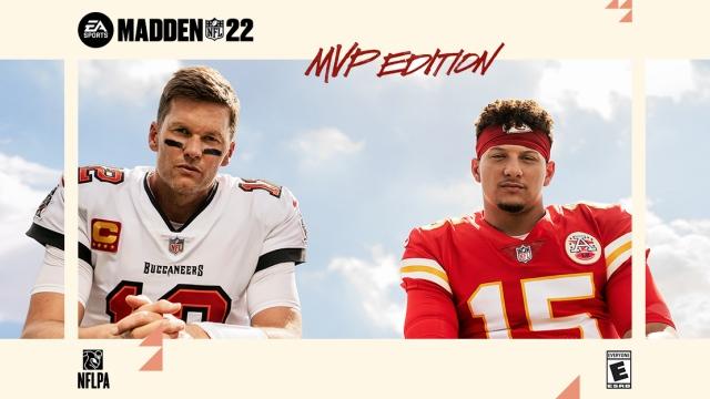EA Sports dévoile la couverture et bande-annonce de Madden 22