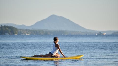 10 endroits où faire du paddle board au Québec