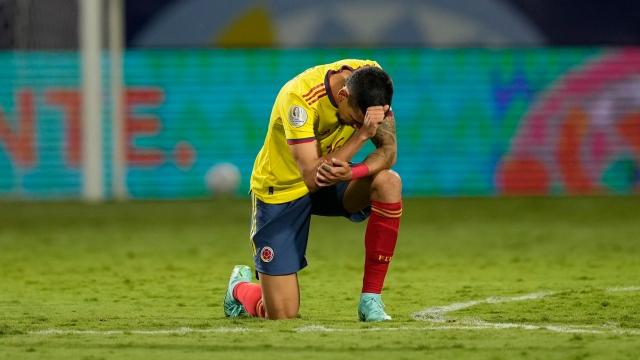 La frustration gagne la Colombie