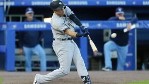 Yankees 8 - Blue Jays 4