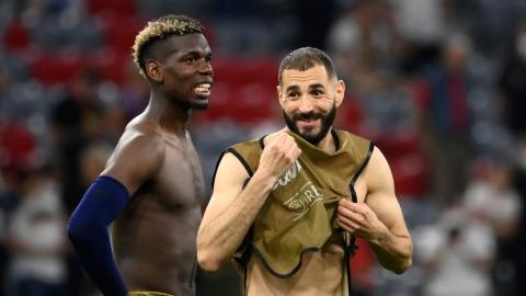 La France vise les huitièmes de finale