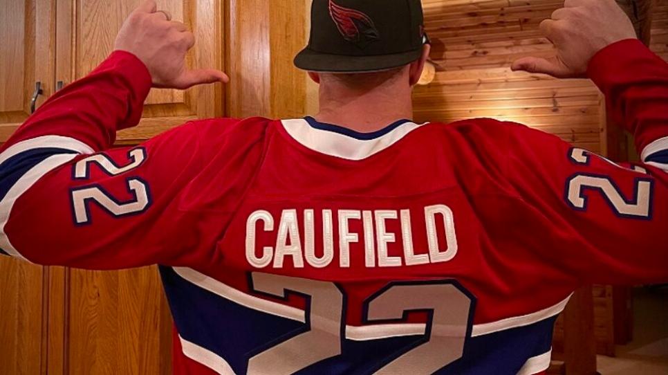 J.J. Watt a vraiment craqué pour Cole Caufield