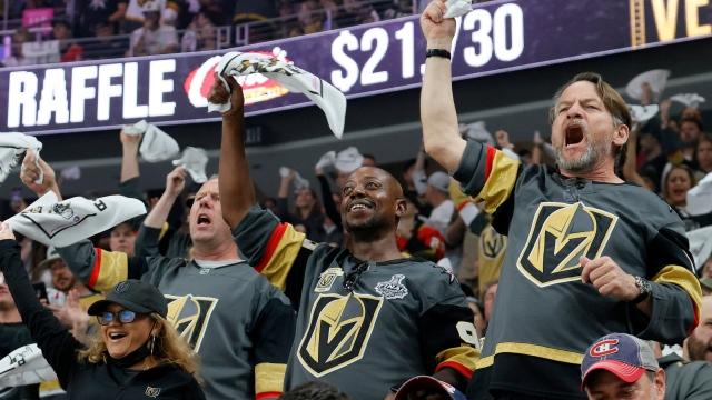 Les trois chocs de Las Vegas