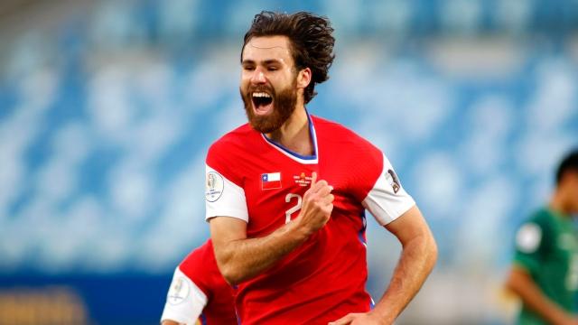 Ben Brereton donne la victoire au Chili