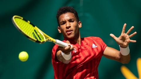 A.-Aliassime affrontera Murray au 1er tour des JO