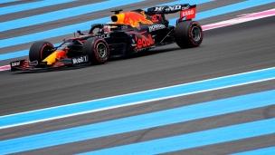 Verstappen partira 1er en France