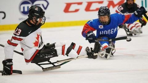 Victoire à sens unique de l'équipe canadienne
