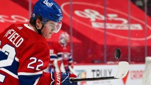 Le Canadien quitte Montréal en confiance