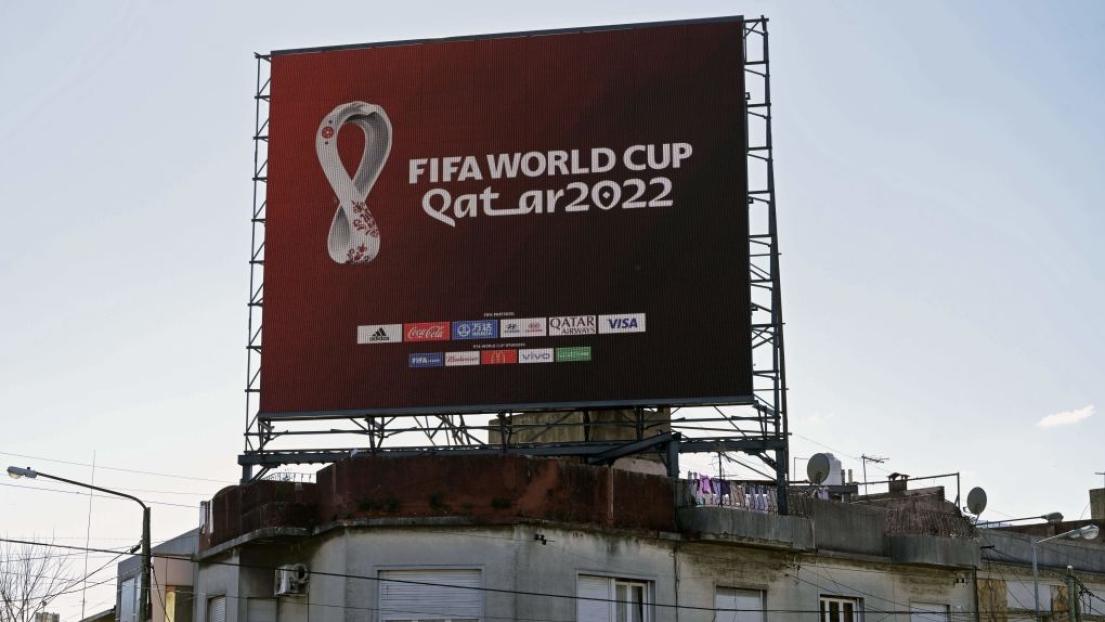 Logo Coupe du monde 2022