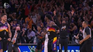 Clippers 103 - Suns 104
