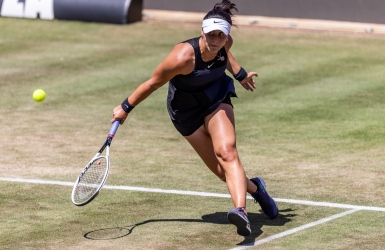 Bianca Andreescu s'incline devant Kontaveit