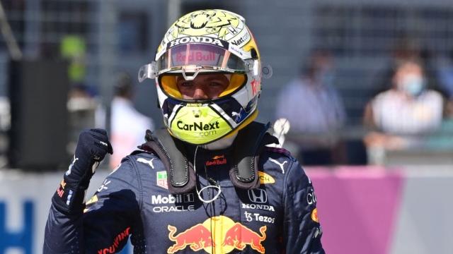 Verstappen a encore le dessus sur les Mercedes