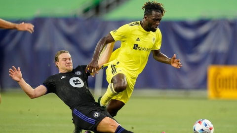 Rapport d'Olivier : Nashville SC 1- CF Montréal 1