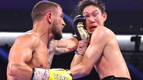 Retour dans le ring très convaincant pour Lomachenko
