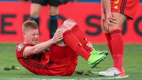 Hazard et De Bruyne : 50% de chances de jouer
