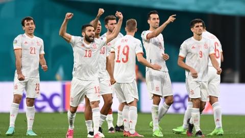 L'Espagne sort la Suisse de l'Euro