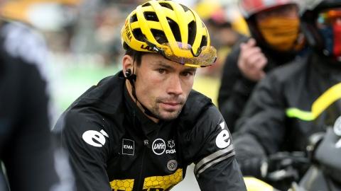 Le Tour de France repart sans Primoz Roglic et Mathieu van der Poel