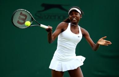 Wimbledon : Abanda et Andreescu avancent