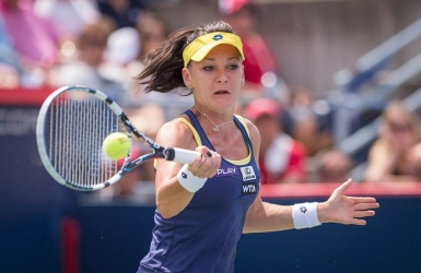 Radwanska enl�ve la 1re manche