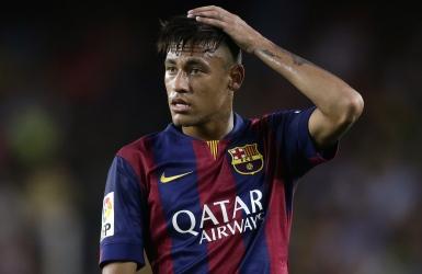 neymar reprend l entrainement