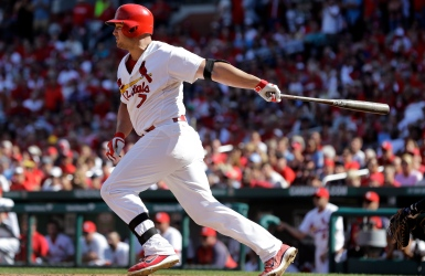 Les Yankees enrôlent Matt Holliday