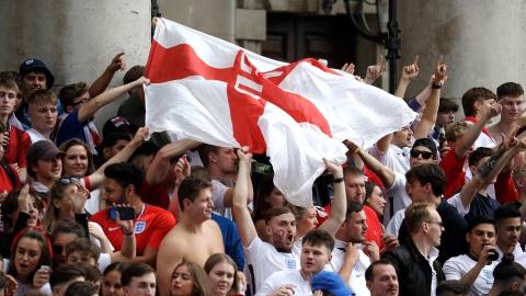 Londres déjà en fête avant la finale