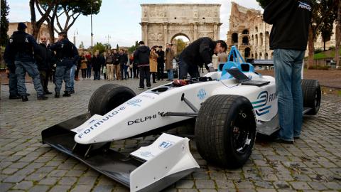 Formule E : un calendrier de 14 courses