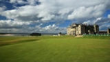 Le terrain de golf de St Andrews