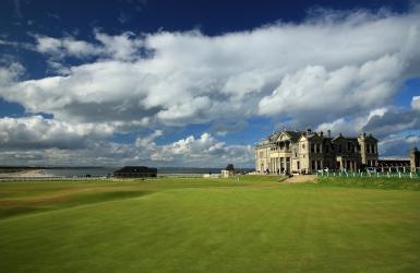 L'Omnium britannique reviendra à St Andrews