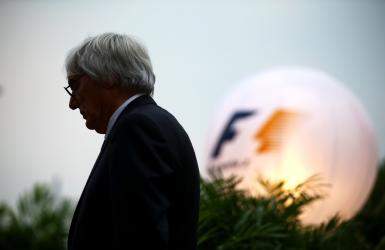 La montée et la descente de Bernie Ecclestone