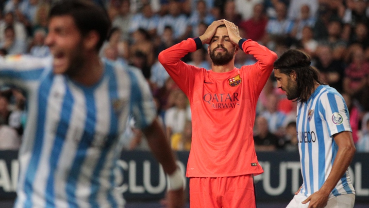 Malaga 0-0 Barcelone : Le Barça neutralisé