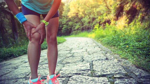 Méralgie paresthésique : blessure fréquente chez les coureurs