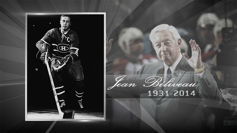 Jean Béliveau - Biographie
