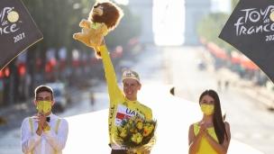 Pogacar triomphe au Tour de France