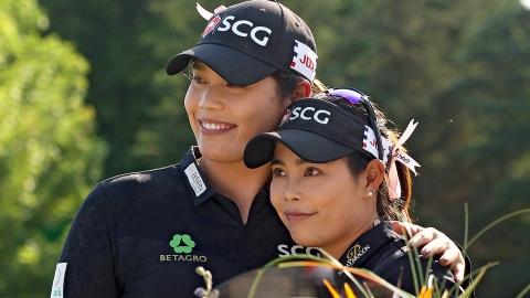 Victoire spéciale pour les soeurs Jutanugarn