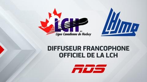 RDS diffuseur francophone officiel de la LCH
