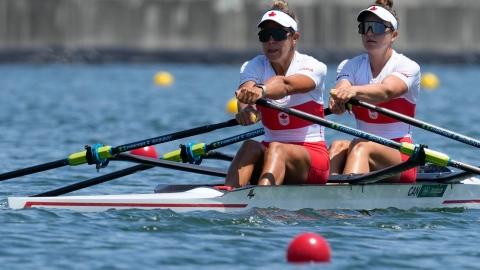 Une chance de médaille canadienne en deux de couple féminin