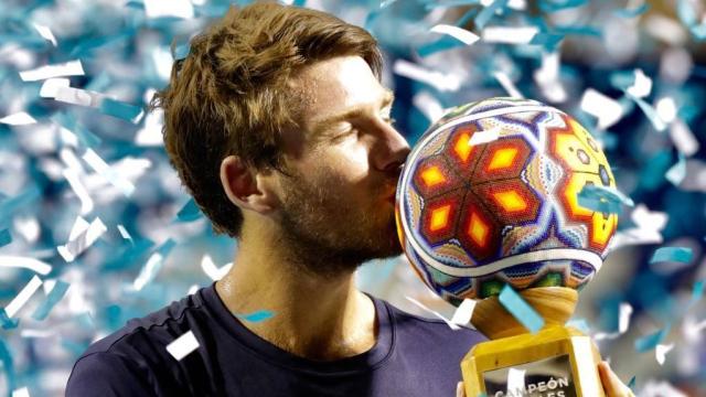Cameron Norrie remporte son 1er titre sur le circuit ATP
