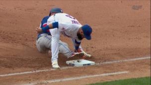 Blue Jays 4 - Mets 5
