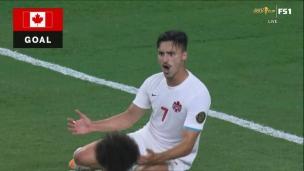 Costa Rica 0 - Canada 2