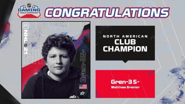 YungGren triomphe en finale du NHL GWC 2021