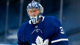 Futur incertain pour Andersen à Toronto