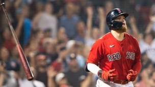 Blue Jays 4 - Red Sox 5