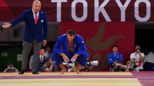 Valois-Fortier battu à son 2e combat; la fin de son histoire olympique?