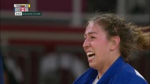 Beauchemin-Pinard peut célébrer sa médaille