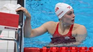 Le relais canadien a tout donné... mais la médaille lui échappe